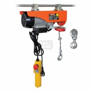 Лебедка електрическа Premiumpowertools 125 / 250 кг 550 W
