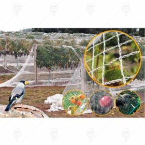 Защитна мрежа срещу птици Premiumgarden 4 - 6 х 75 м