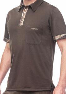Тениска Hillman Дуотон с яка 2014