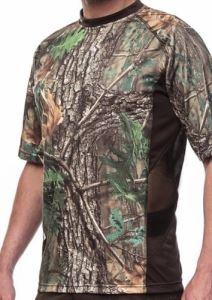Тениска с вентилация Hillman къс ръкав