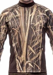Тениска с дълъг ръкав Hillman