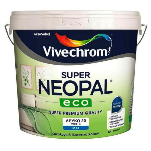 Интериорна боя Super Neopal Eco 30 White Vivechrom