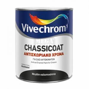 Боя за шаси Chassicoat черна Vivechrom