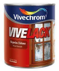 Лак за дърво Vivelack GLOSS Vivechrom