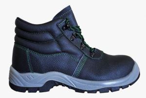 Работни обувки от естествена кожа Stenso ALMERIA ANKLE S2