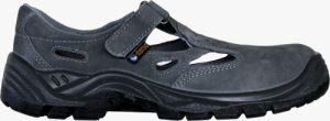 Работни сандали от естествен велур Stenso TOUAREG S1