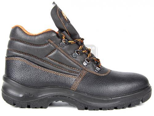 Работни обувки от естествена кожа Panda SARAGOSA ANKLE S1
