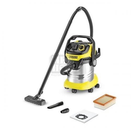 Прахосмукачка за сухо и мокро почистване  WD 5 P Premium Karcher