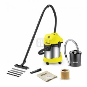 Прахосмукачка WD 3 Premium Fireplace Kit Karcher