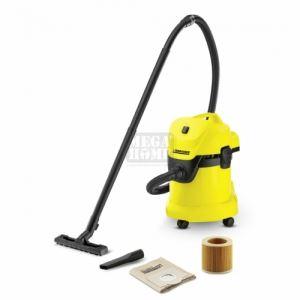 Прахосмукачка за сухо и мокро почистване WD 3 Karcher