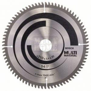 Диск Bosch Multi Material за стационарни и циркуляри с потапяне