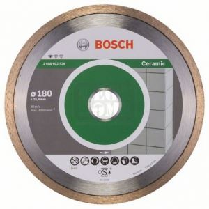 Диамантен диск за мокро рязане Bosch Standard for Ceramic