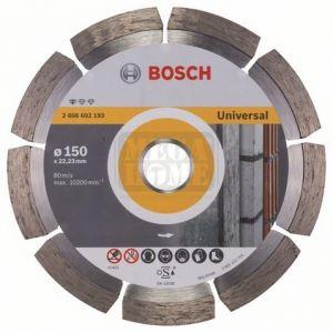 Диамантен диск за рязане Bosch Standard for Universal