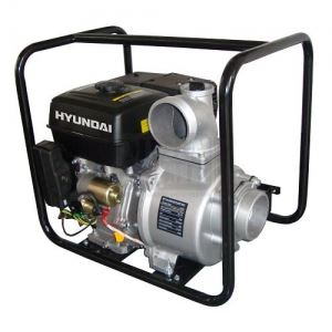Моторна помпа Hyundai HY100 - 4