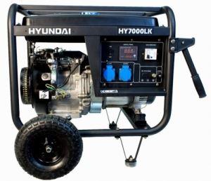 Мотогенератор Hyundai HY7000 LK