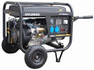 Мотогенератор Hyundai HY9000 LEK