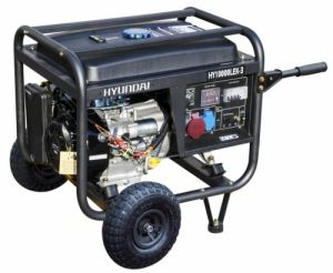 Мотогенератор трифазен Hyundai HY10000LEK / 3