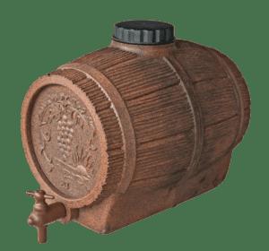 Полиетиленово буре за вино с канелка
