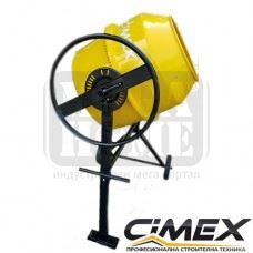 Миксер за бетон 120 л с чугунен пръстен CIMEX