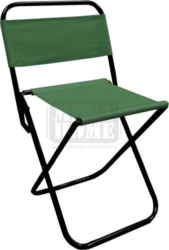 Стол сгъваем с облегалка Maxima
