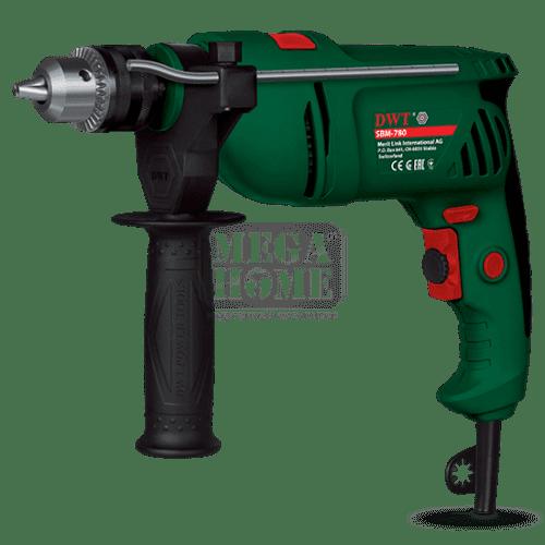 Ударна бормашина 780 W DWT SBM-780