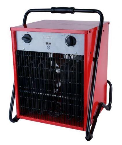 Калорифер електрически 9 kW RD-EFH09