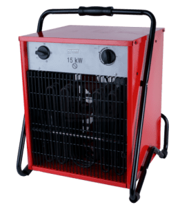 Калорифер електрически 15 kW RAIDER RD-EFH15