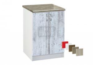 Кухненски шкаф двоен с рафт Лукс 602 ИРИМ