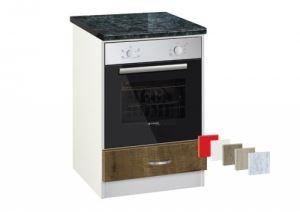 Кухненски шкаф за фурна 60 х 85 х 60 см Лукс 601 Ф