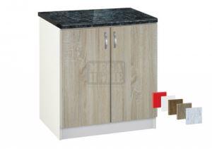 Кухненски шкаф 80 х 85 х 60 см Лукс 802