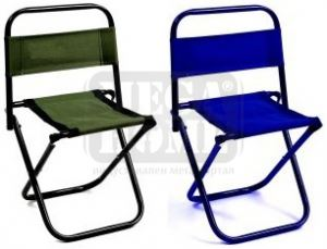 Стол сгъваем с облегалка 43 х 27 х 23 см Maxima