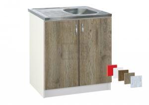 Кухненски шкаф с мивка Лукс 800