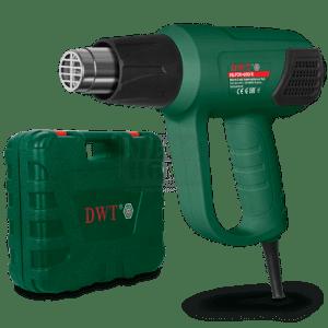 Пистолет за горещ въздух 2000 W DWT HLP20-600 K BMC