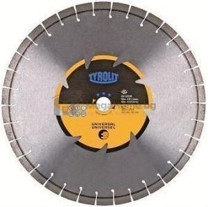 Диск диамантен за сухо рязане на армиран бетон 125 мм