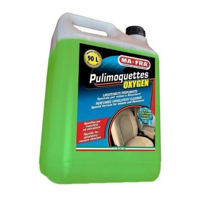 Почистващ препарат за текстил Ма-fra Pulimoquettes Oxygen