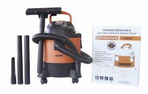 Прахосмукачка за сухо и мокро почистване Premiumpowertools 1250W