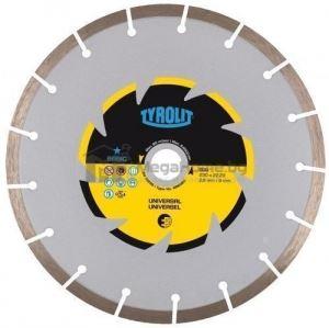Диск диамантен за сухо рязане на армиран бетон, 350 мм DCU