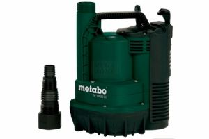 Потопяема помпа за чиста вода 600 W Metabo TP 12000 SI