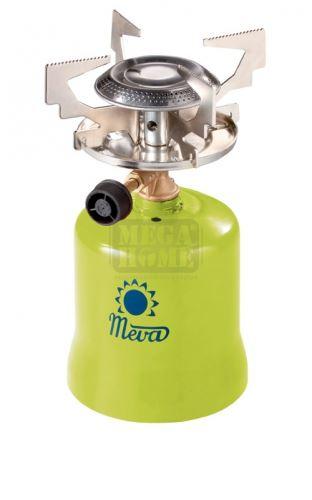 Котлон металeн газов с пиезо запалване Фокус Meva