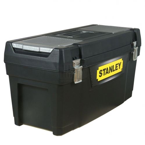 "Пластмасов куфар за инструменти Stanley 20\"""