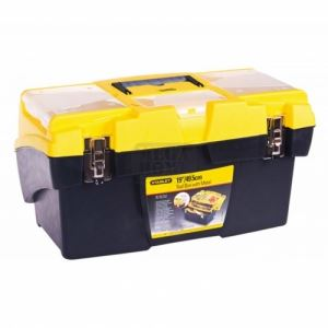 Пластмасов куфар за инструменти Stanley 19