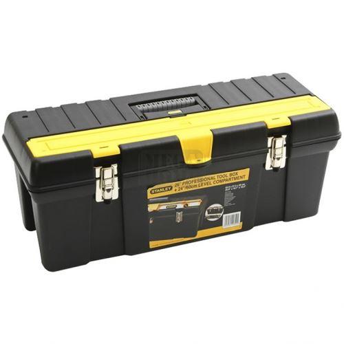 "Пластмасов куфар за инструменти Stanley 26\"""