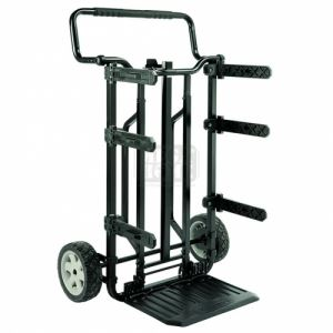 Метална сгъваема количка за куфари DeWALT