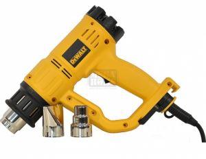 Пистолет за топъл въздух 2000 W DeWALT D26414