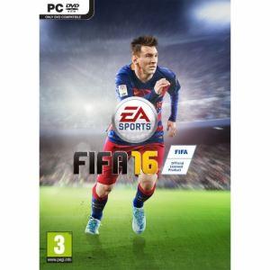 Игра за компютър и плейстейшън FIFA 16 | PC, PS3, PS4