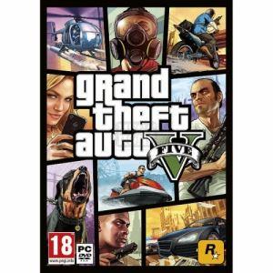 Компютърна игра GTA: Grand Theft Auto V | PC