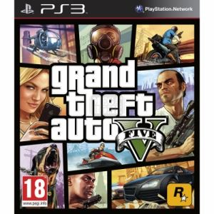 Игра за PlayStation 3 GTA: Grand Theft Auto V | PS3
