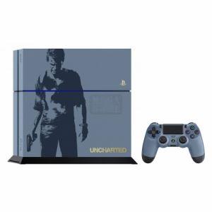 Комплект конзола Sony PlayStation 4 1TB и игра Uncharted 4