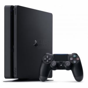 Комплект Sony PlayStation 4 Slim 500 GB Black | PS4