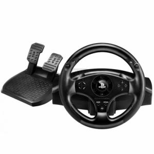 Геймърски волан Thrustmaster T80 Racing Wheel | PS3, PS4